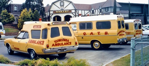1972 Superior Industries ambulances