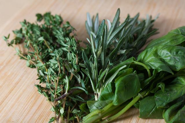 Focaccia Herbs