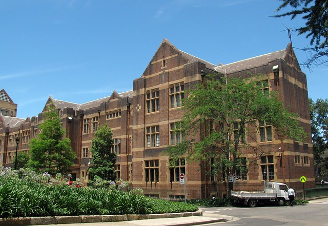 Forestry sydney uni foundation