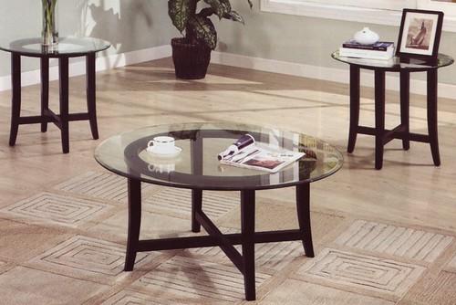 397 3 piece coffee table $230
