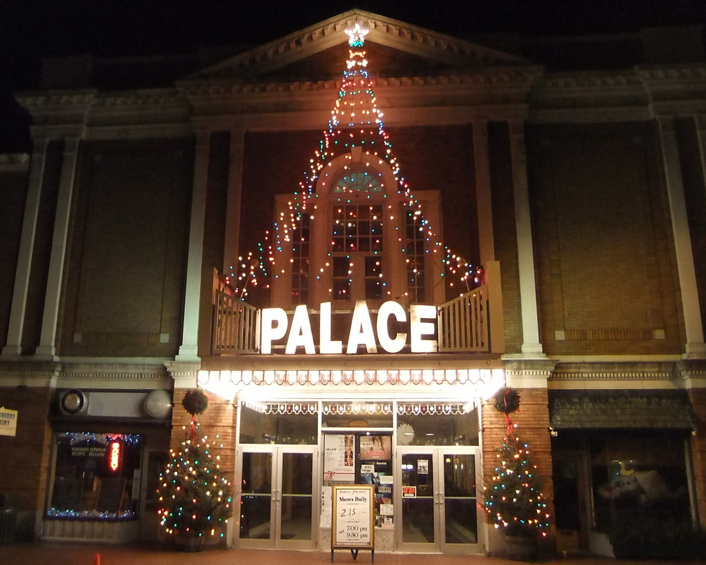 Palace Theater Lake Placid New York