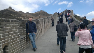 Image of  Great Wall of China. china holiday model vodkatrain beijing greatwall thegreatwall thegreatwallofchina mpd transmongolianexpress whatleydude digitalsabbatical