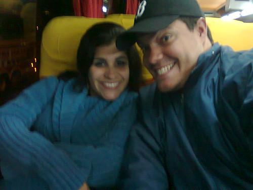 On our way to Córdoba, AR