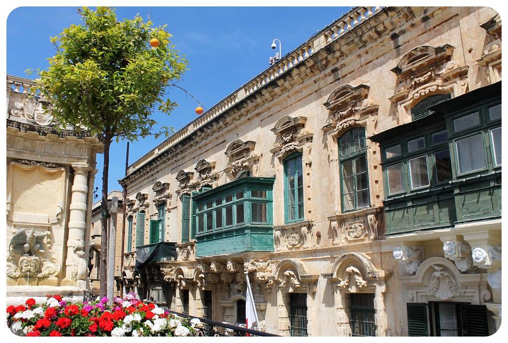malta valletta building