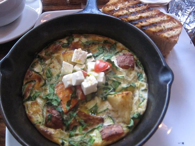 L'Omlette du Matin | Café Medina