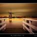 Kinderdijk2 by Eddy Blokhuis 