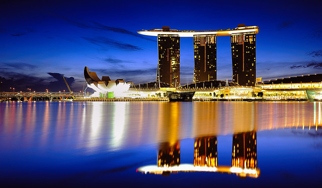 MARINA BAY,,, (SINGAPORE) (Explore)