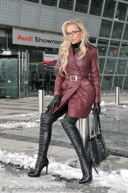 Flickr Leather Heike