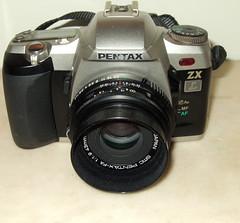 Pentax XZ L SMC-FA 43mm f/1.9