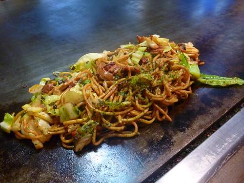 焼きそば(きじ本店, 新梅田食堂街) Kiji(Okonomiyaki, Umeda)