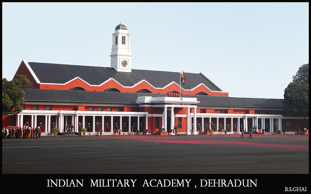 The Indian Military Academy | Flickr - Photo Sharing!