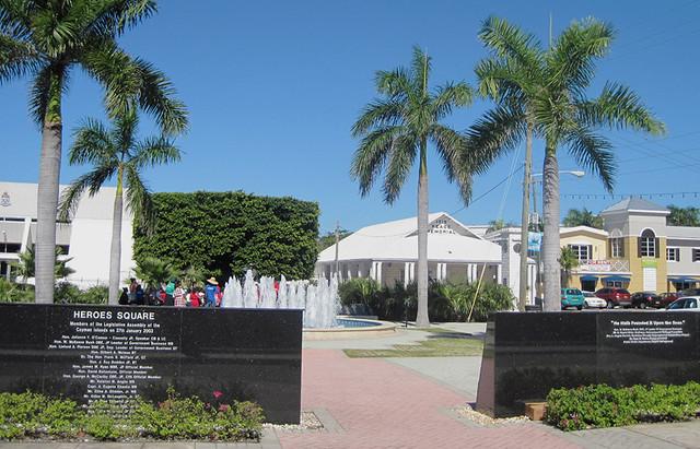 Cayman Islands George Town Sehensw Ef Bf Bdrdigkeit