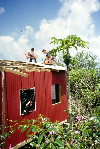VISIONS Service Adventures, BVI, high school volunteer programs