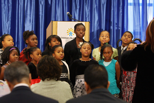 Detroit Children's Health Project Launch