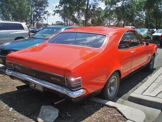 1970 Holden HT Monaro GTS 308