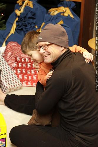 good morning hug for grandpa jeff