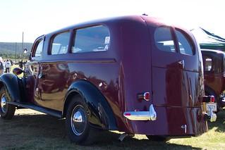 1938 Chevrolet Master hearse