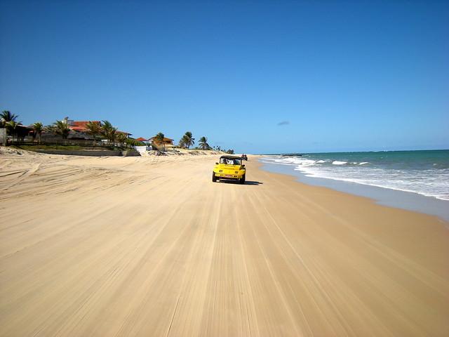 natal beach