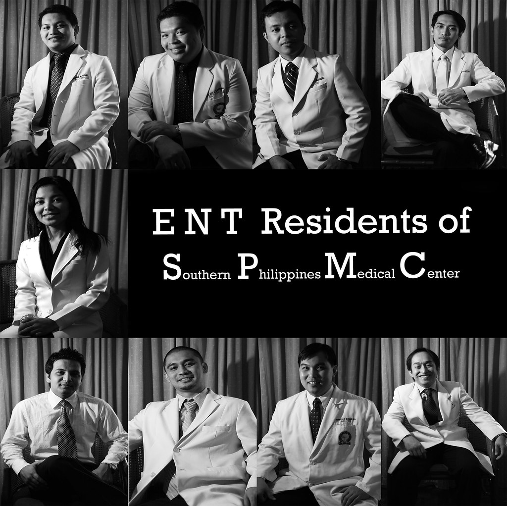 ENT-HNS Residents of SPMC | Melissa Irasga | Flickr