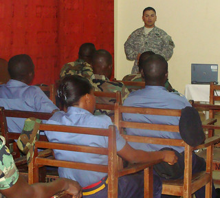 Disaster response study, Accra, Ghana, November 2010