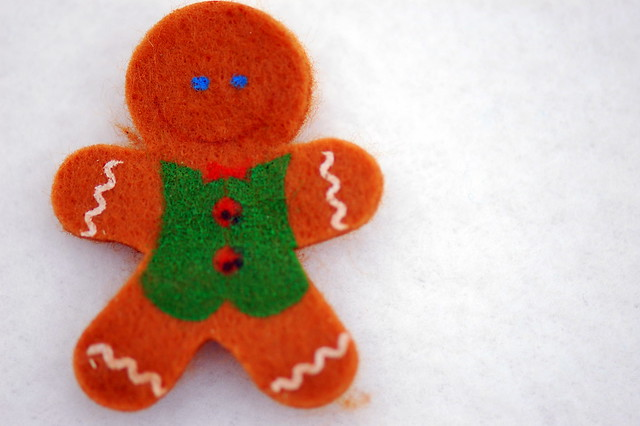 Gingerbread Man Definition/meaning