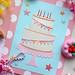 Cake Party Invitation by such pretty things