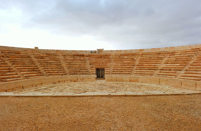 DSC_1915 Palmyra's theater (Syria)