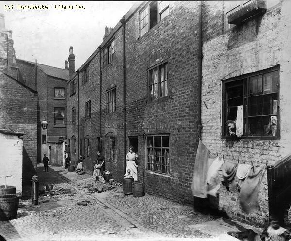 Newgate, Corporation Street, 1908 (m08316)