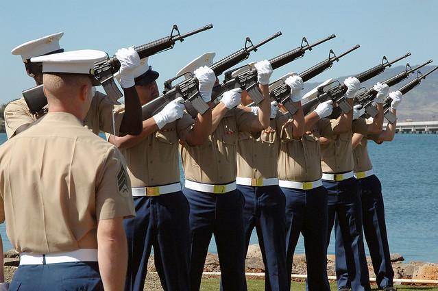 marine corps infantry