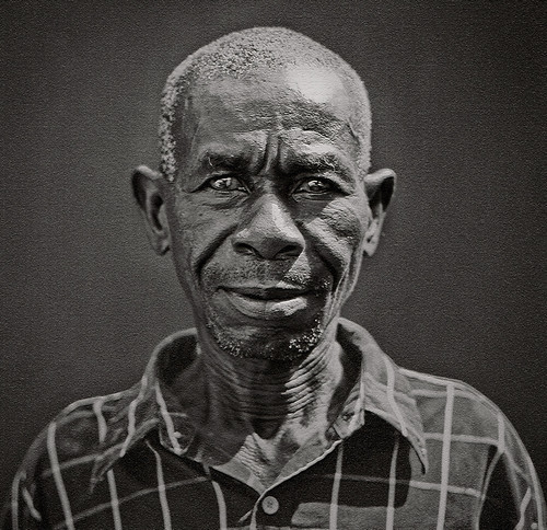 africa portrait people white black eye sepia person eyes gate african guard pride ojos nigeria strong strength igbo