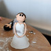 wedding cake topper - bride