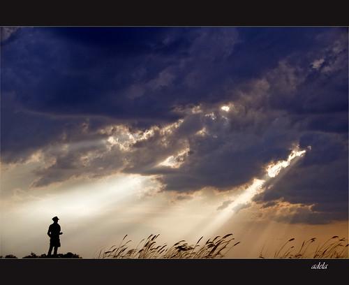 africa atardecer nubes botswana rayos colorphotoaward deltadelokavango mygearandme