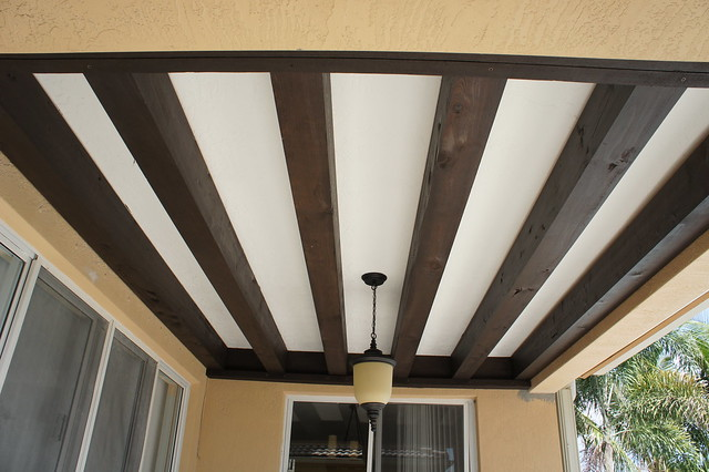 Wood Beams For Outdoor Patio Flickr Photo Sharing