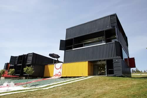 Casas con contenedores reciclados taringa - Contenedores vivienda precios ...