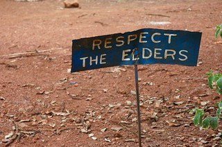 Respect the Elders