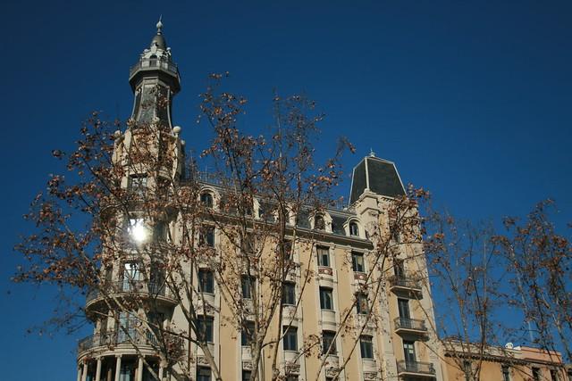 L'Hivern a Barcelona