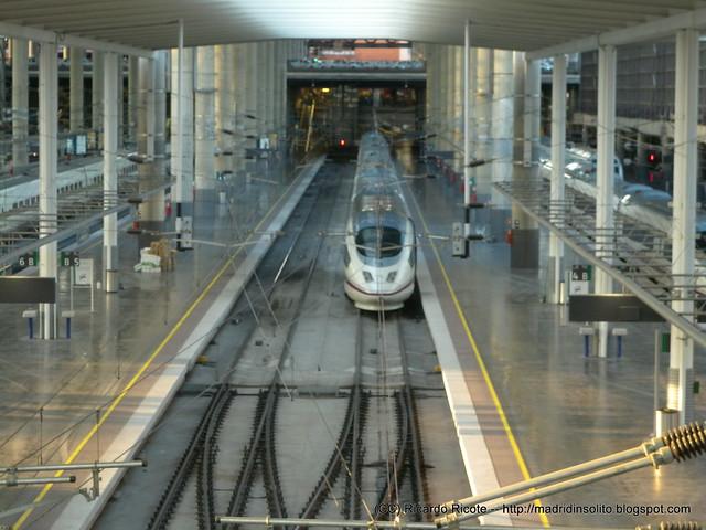 Ampliación de la Estación de Atocha
