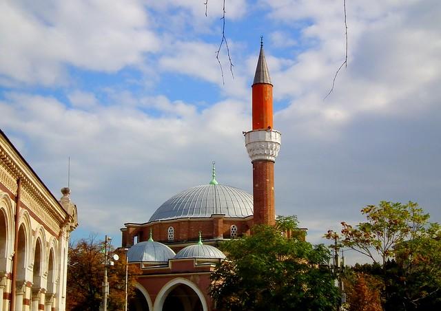 Banya Bashi Mosque (Баня баши джамия), Sofia, Bulgaria