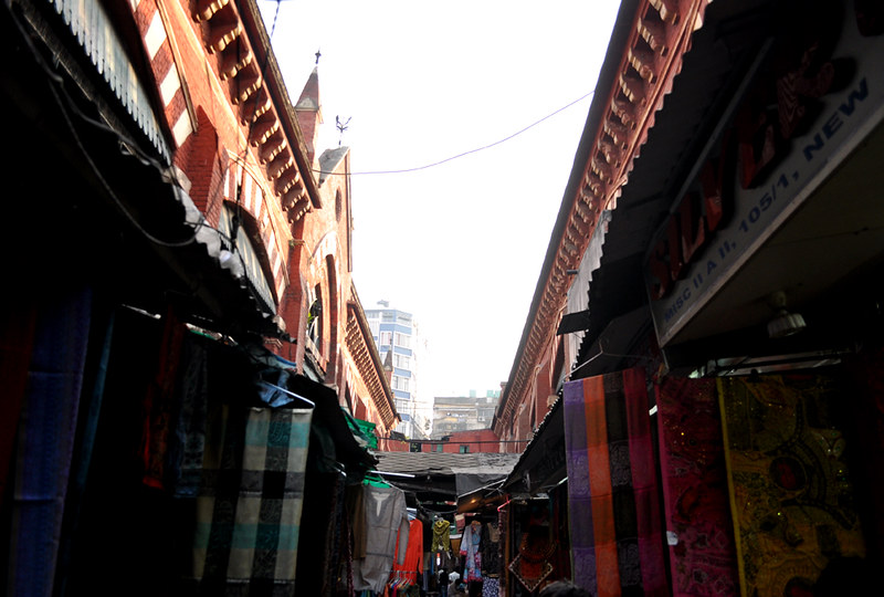 new market, kolkata, west bengal, india