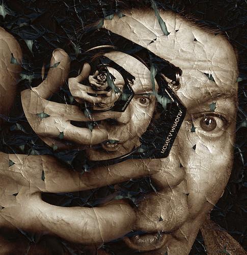 Autoportrait-Selfportrait 01