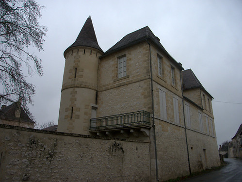 Château de St Aubin de Lanquais(24)