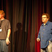 Small photo of Eric & Jeffrey Wrapping Up Another Fab AEA
