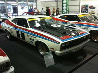 1977 Ford XC Falcon Hardtop Group C - Second Outright 1977 Hardie Ferodo 1000