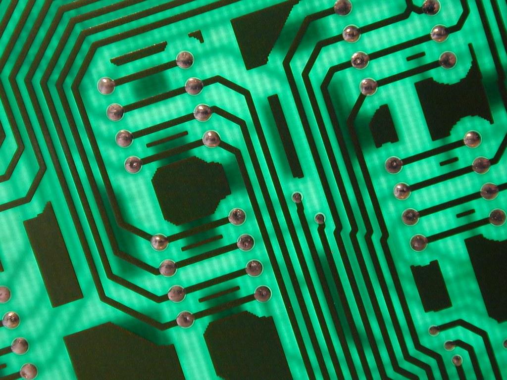 Twechie circuit board