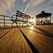 Evening Sunlight Coney Island (Explore) by Geraint Rowland Photography