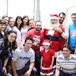 Papai Noel na UNISC