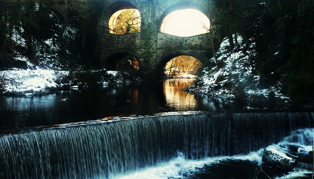 new mills hydroelectric