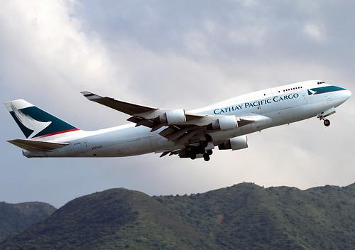 B744 - Boeing 747-412(BCF)