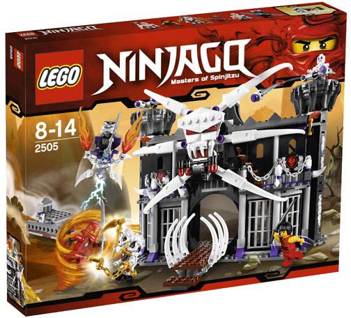LEGO NinjaGo 2011 - 2502