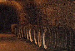 WINE CAVES, AMBOISE, LOIRE VALLEY FRANCE